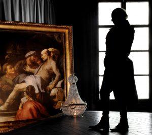 """""""Le faiseur"""" de Balzac par la troupe des TrŽéteaux de France  Crédit photo : Eric Facon"""