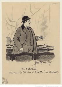 La Puce à l'oreille de Georges Feydeau
