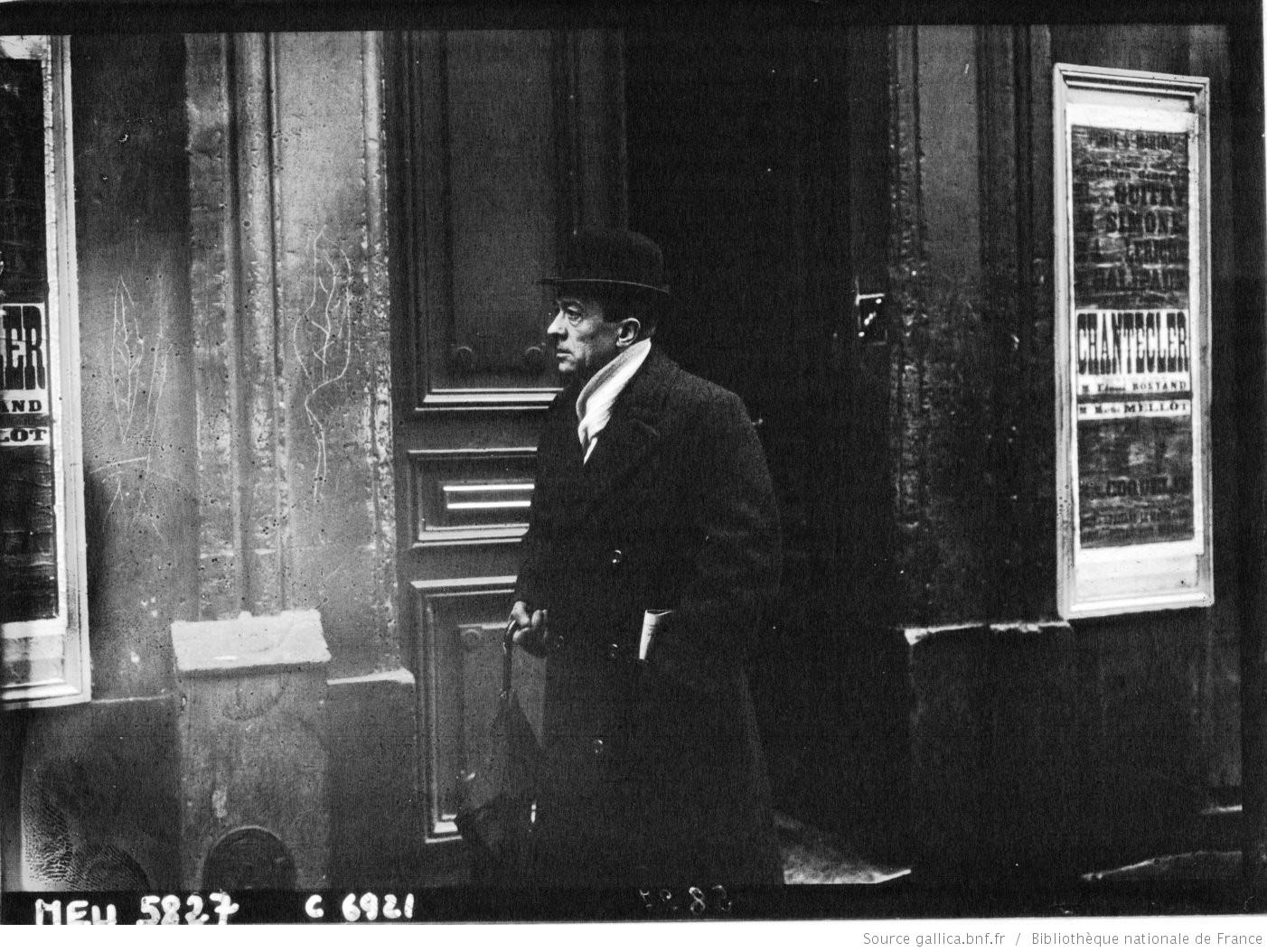 Le mouchoir de Georges Feydeau