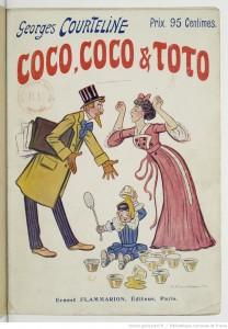 Le couple et la famille dans l'œuvre de Courteline
