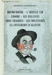 Lidoire de Georges Courteline