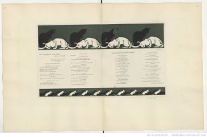 Les animaux malades de la faim de Georges Courteline