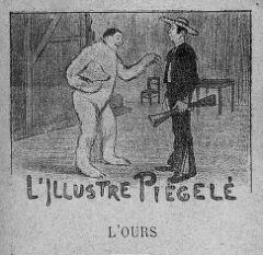 L'Ours de Georges Courteline