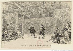 Monologue de Don Diègue, dans le Cid de Corneille (Acte I, scène 4)