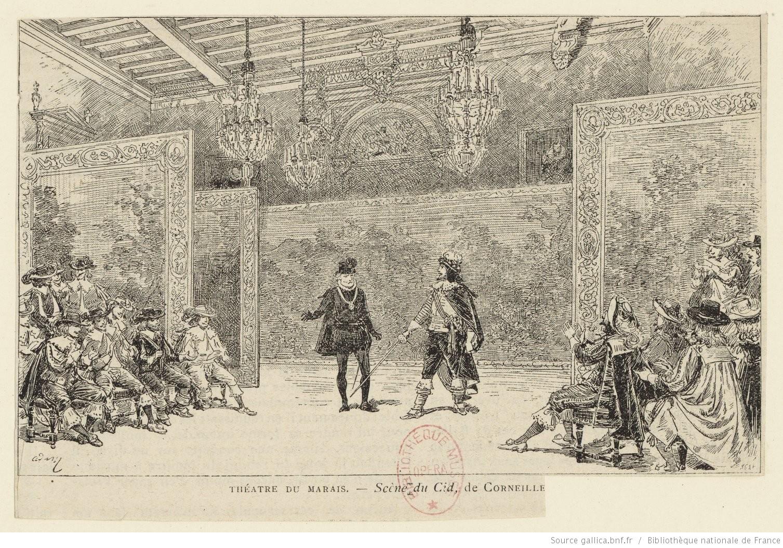Le Cid de Pierre Corneille
