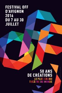Festival OFF Avignon 2016
