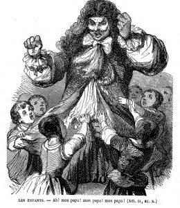 Monsieur de Pourceaugnac de Molière