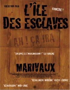 L'Île des esclaves à Avignon