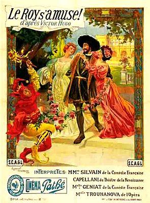 Drame muet de 1909 en noir et blanc. Réalisation de Albert CAPELLANI