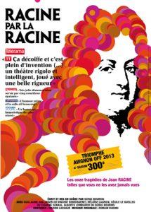 Racine par la racine de Serge Bourhis