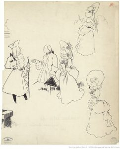 La Mère  confidente de Marivaux