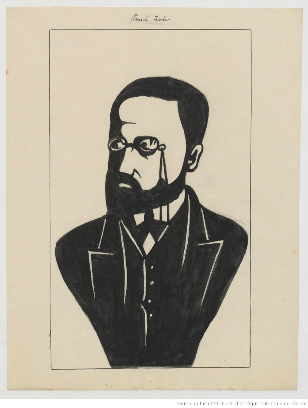 Biographie de Émile Zola