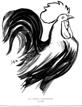 La tirade des coqs – Chantecler d'Edmond Rostand