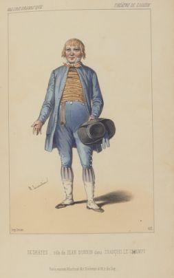 François le Champi de George Sand