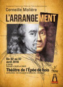 Corneille/Molière, l'arrangement