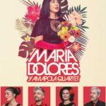Maria Dolores y Amapola Quartet au Théâtre de l'Oulle