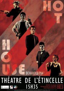 Hot-House de Harold Pinter par la Compagnie La Tanière