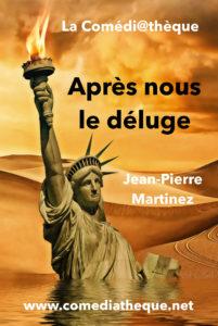 Théâtre de Jean-Pierre Martinez présenté par type de comédie