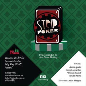 Strip Poker au Teatro El Piccolino et El Metodo Kairos – Argentine