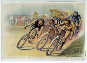 Lire du théâtre – Episode 10 : le vélo