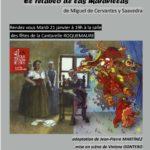 L'Etoffe des Merveilles par le Collège Paul-Valéry de Roquemaure