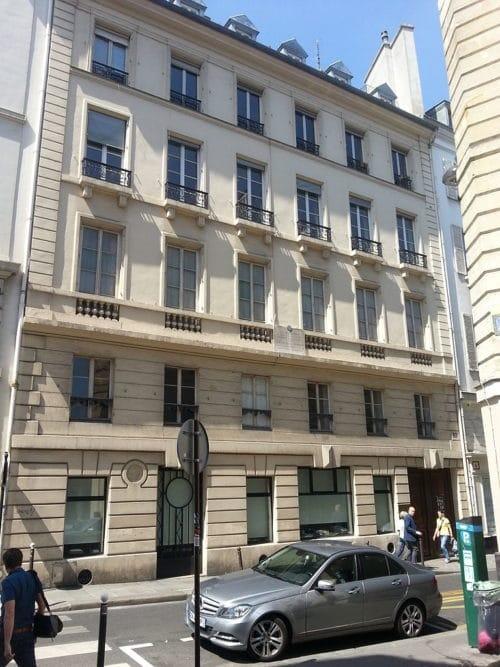 10 rue Monsieur le Prince