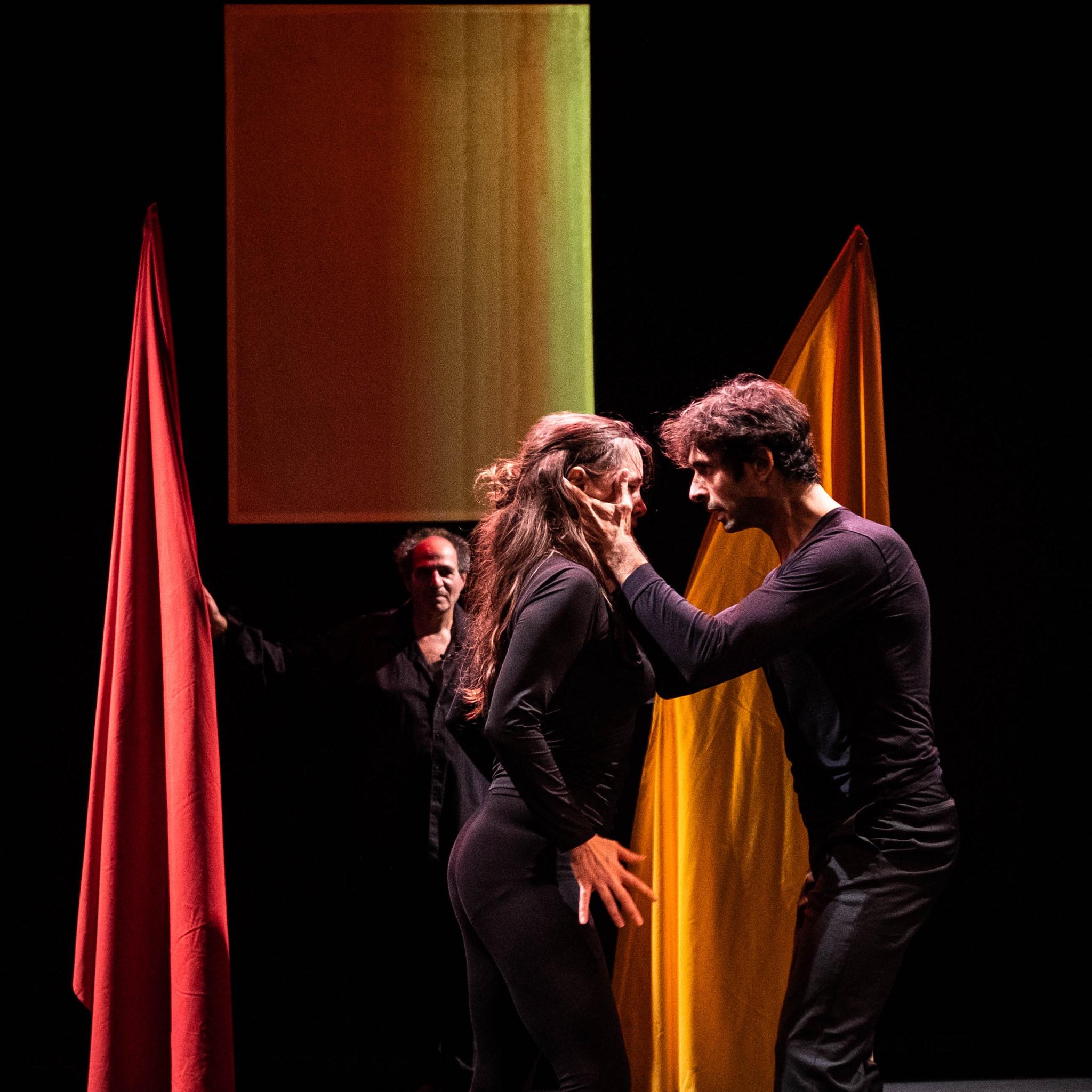 Tango Neruda mise en scène de Serge Barbuscia
