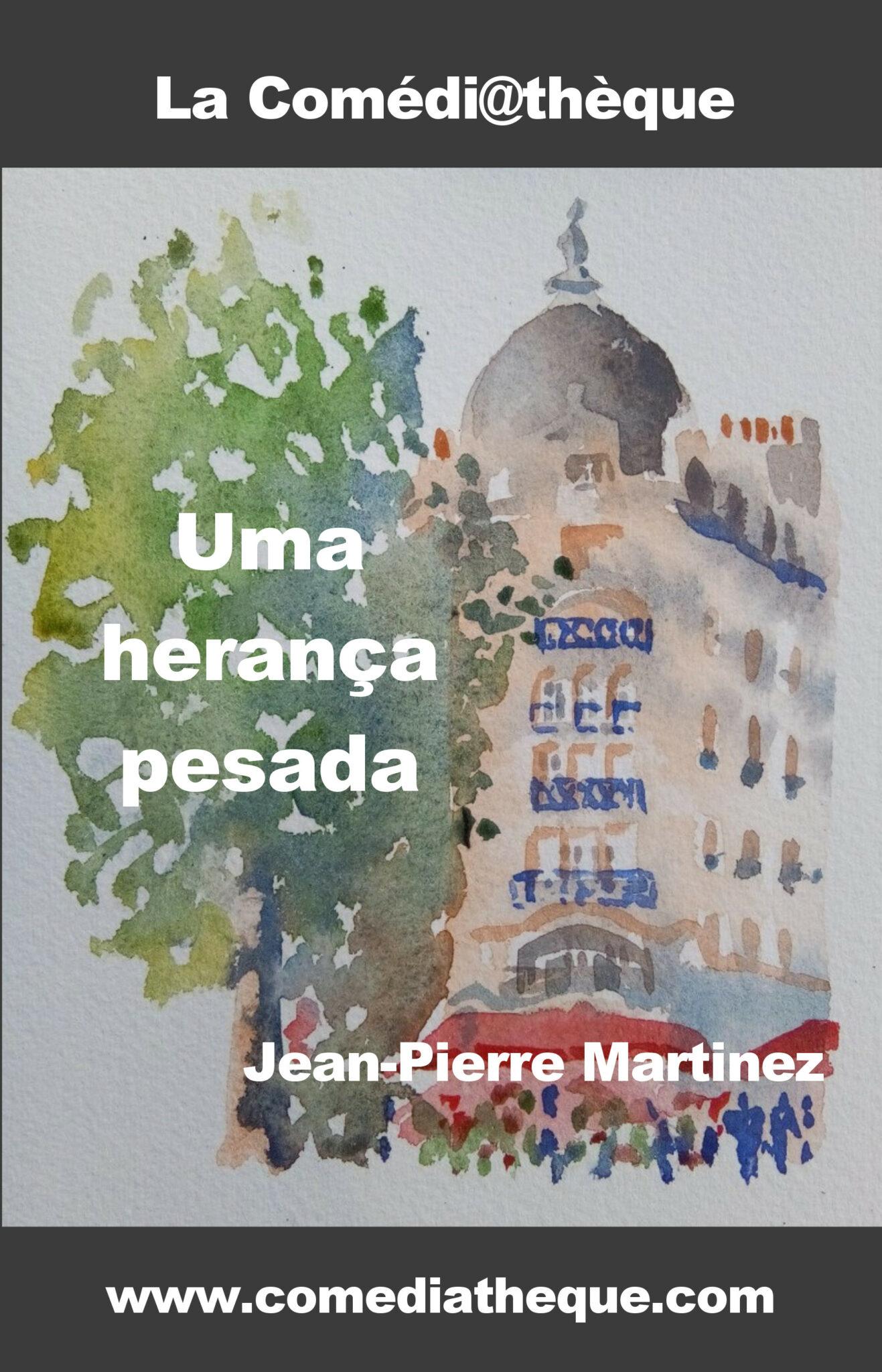 Obras de Jean-Pierre Martinez em português