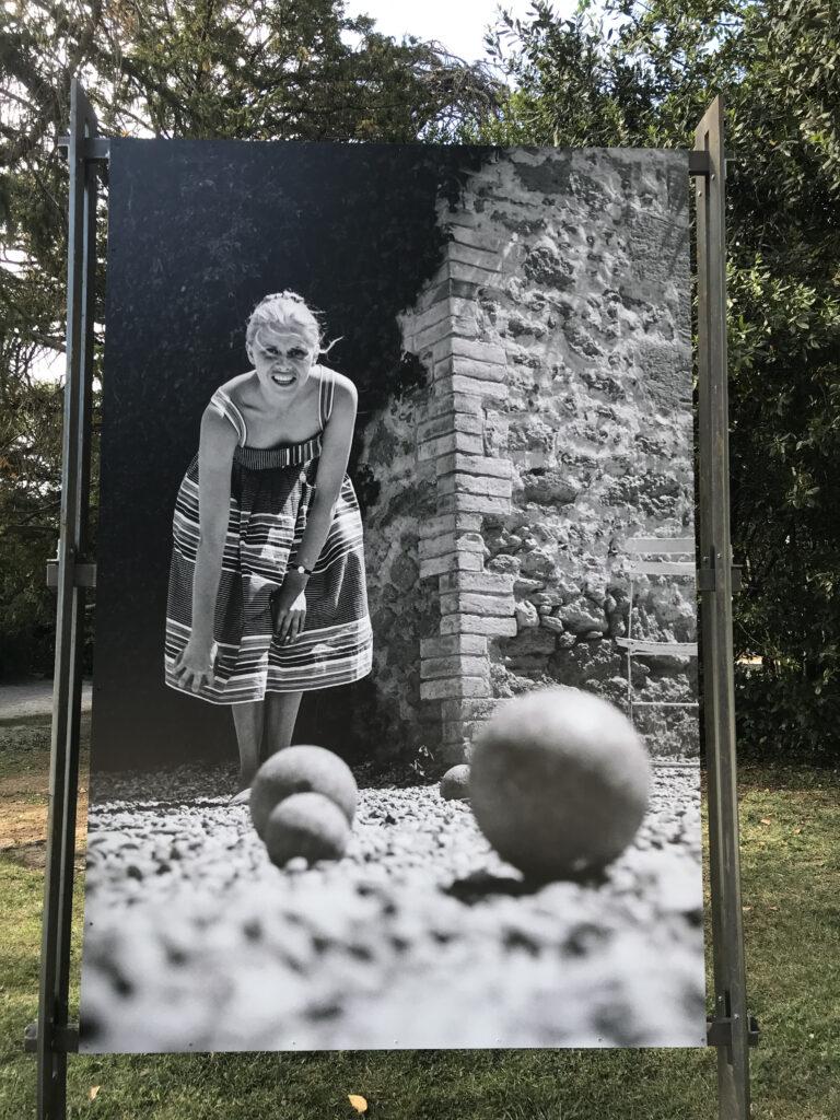 Jour de relâche  Christiane Minazzoli Tout-Vent – 1959 Photographie Maurice COSTA